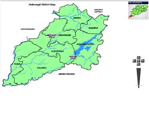MALKANGIRI-District Panchayat